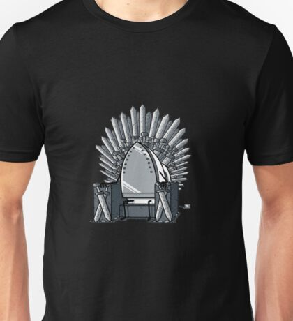 Iron throne Unisex T-Shirt