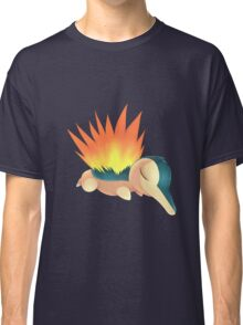 Sleepy Cyndaquil Classic T-Shirt