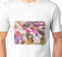 Flower In the Park Unisex T-Shirt