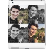 Dans Safari iPad Case/Skin