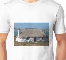 North Uist Thatched Cottage Unisex T-Shirt