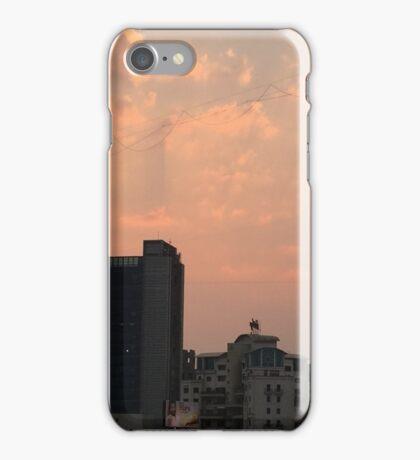 Sunset... Rays...Beautiful Sky iPhone Case/Skin