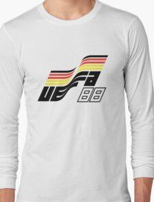 UEFA European Football Championship 1988 Germany Long Sleeve T-Shirt