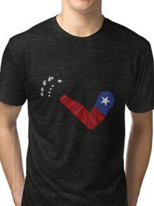 American Solider Arm Tri-blend T-Shirt