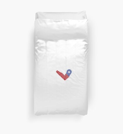 American Solider Arm Duvet Cover