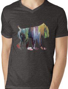Mandrill  Mens V-Neck T-Shirt