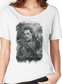 The Last Kingdom - Uhtred Women's Relaxed Fit T-Shirt