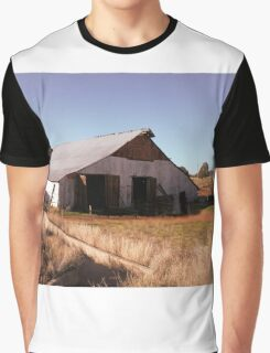 An Old Barn Graphic T-Shirt
