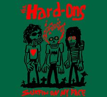 THE HARD ONS Surfin On My Face Unisex T-Shirt