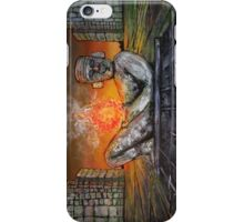 Chacmool iPhone Case/Skin