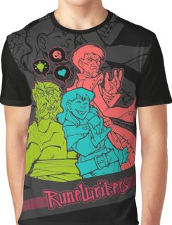 Runewriters: Power Trio Graphic T-Shirt