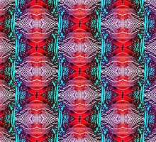 Red Crystal by Aurapro Designs