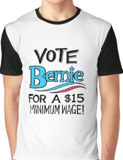 VOTE BERNIE Graphic T-Shirt