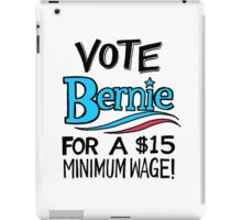 VOTE BERNIE iPad Case/Skin