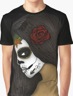 The Day Of The Dead Girl Graphic T-Shirt