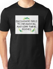 Love Your Bodies Unisex T-Shirt