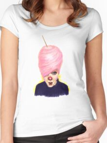 Fairyflosstastic Women's Fitted Scoop T-Shirt