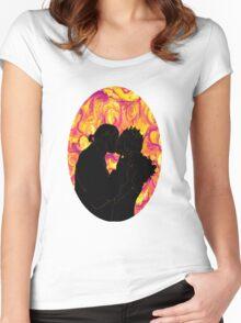 True Love's Kiss Women's Fitted Scoop T-Shirt