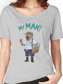 My Man! Women's Relaxed Fit T-Shirt