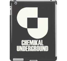 Record Label 2 (White) iPad Case/Skin
