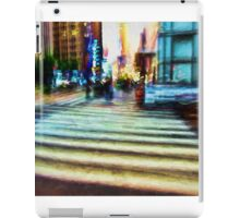 Twilight NYC Abstract iPad Case/Skin