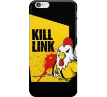 Kill Link iPhone Case/Skin