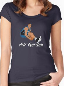 Air Gordon Women's Fitted Scoop T-Shirt