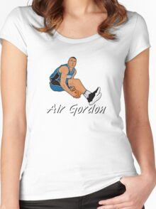 Air Gordon Women's Fitted Scoop T-Shirt