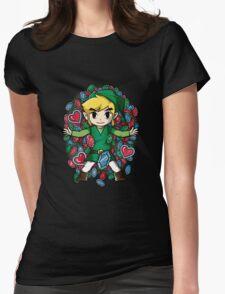 Hyrulian beauty Womens Fitted T-Shirt