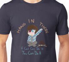 Motivational Carl Grimes Unisex T-Shirt