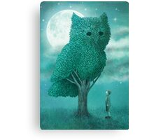 The Night Gardener - Cover Canvas Print