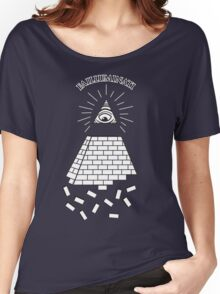 Failluminati - End the N.W.O. Women's Relaxed Fit T-Shirt