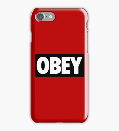 OBEY - Alternate iPhone Case/Skin