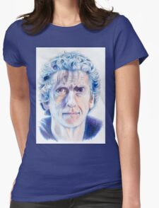 Twelfth Doctor Womens Fitted T-Shirt