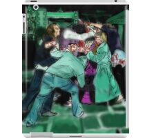 And Then They Ate the Bride and Groom iPad Case/Skin