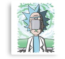The Son Of Science Canvas Print