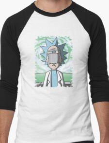 The Son Of Science Men's Baseball ¾ T-Shirt