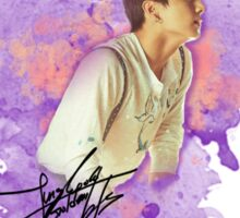 Bts Jungkook Watercolor Sticker