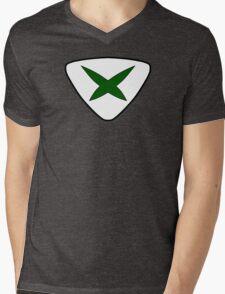 Power Ring Mens V-Neck T-Shirt