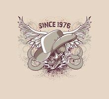 KRW Vintage Cowboy Skull Unisex T-Shirt