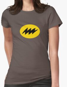 Bat-mite Womens Fitted T-Shirt