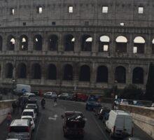 Colosseum Scene Sticker