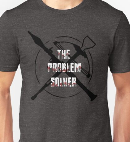 Daryl Dixon Problem Solver (WalkingDead) Unisex T-Shirt