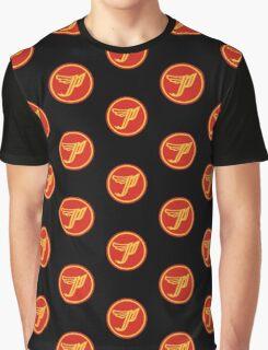 'P' logo Graphic T-Shirt
