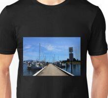 Bermagui Habour Unisex T-Shirt