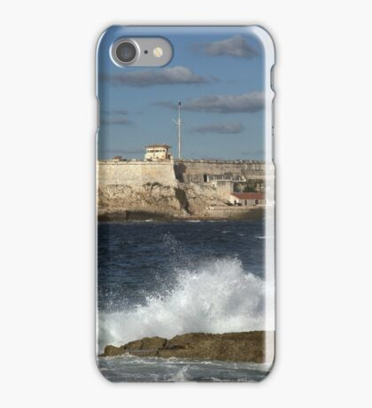 Morro Castle iPhone Case/Skin