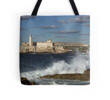Morro Castle Tote Bag