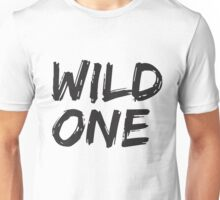 BFF SHIRTS: Wild One... (1 of 2) Unisex T-Shirt