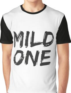 BFF SHIRTS: ...Mild One (2 of 2) Graphic T-Shirt