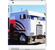 Cabover Truck  iPad Case/Skin